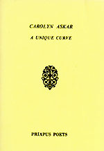 Unique Curve (by Carolyn Askar) Book Cover